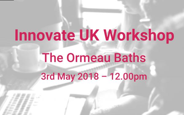 Techstart NI - Innovate UK Workshop