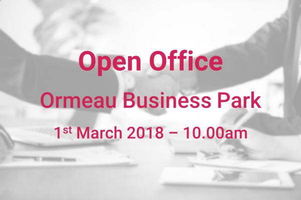 Open Office Ormeau Business Park