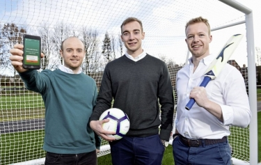 Belfast sports tech firm Pitchbooking secures £250k investment to drive global growth
