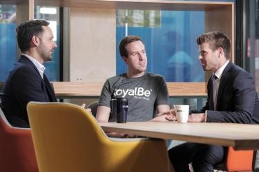 Belfast fintech startup loyalBe scores growth funding