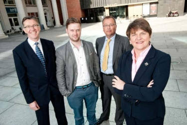 First investments selected by funder techstart NI