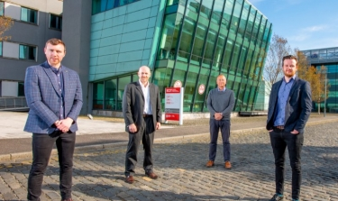 AntennaWare secures £300k Seed investment led by QUBIS and Techstart Ventures