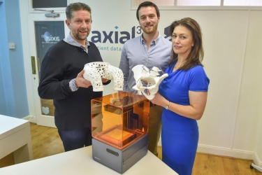 Local graduate set to revolutionise global medical industry via high tech start up
