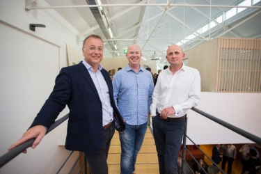 Ormeau Baths officially opens its doors