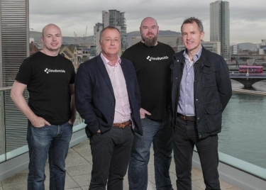 Belfast start-up Cloudsmith secures massive £2.1m seed investment