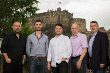 Edinburgh Co-Working Start-Up Raises Six Figure Sum
