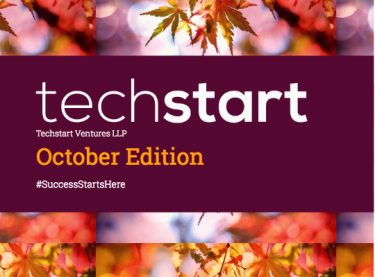 Techstart October Newsletter