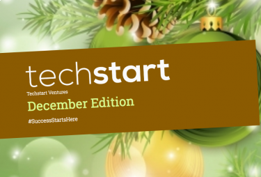 Techstart December Newsletter