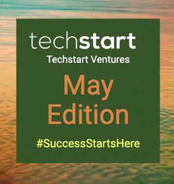 Techstart May Newsletter