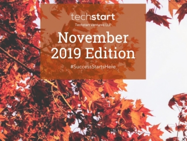 Techstart November Newsletter