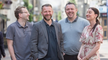 Edinburgh tech start-up Trickle secures seed funding deal
